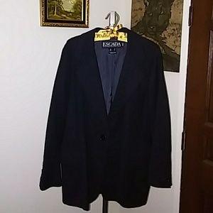 Escada women's basic blazer